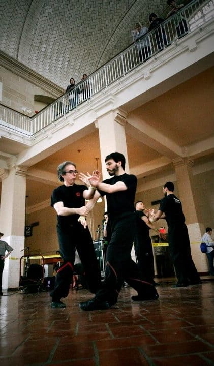 Wing Chun Demo